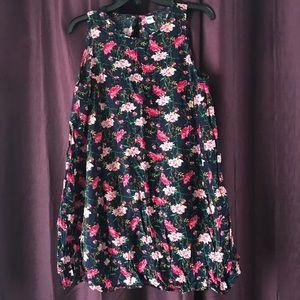 Floral Old Navy Dress NWOT